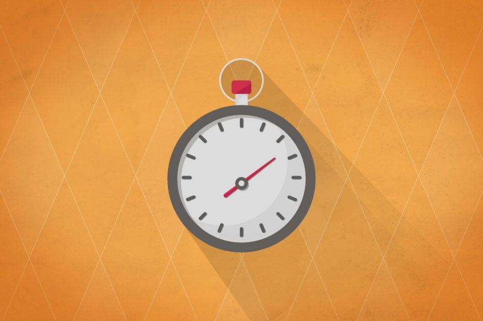 stopwatch-illustration-vector-long-shadow-orange